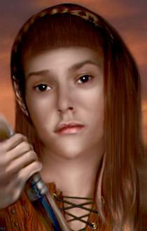 BG2 Portrait - Jaheira