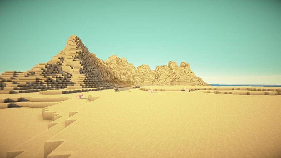 Výsledok vyhľadávania obrázkov pre dopyt desert minecraft