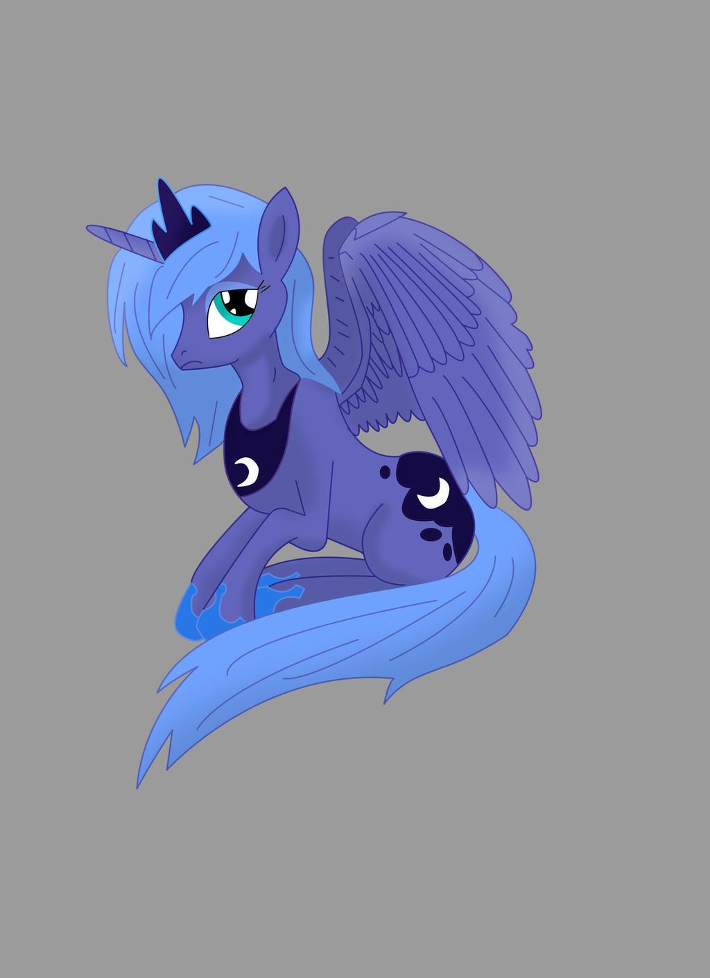 Luna coloured FINAL by NightmareWubs