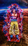 Goku Ssj4 by devildredd