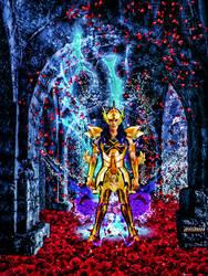 GoldSaint poisson by devildredd