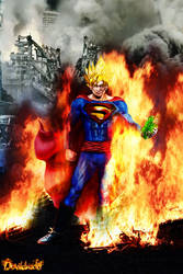 Supergoku by devildredd