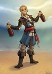 Captain Kenway!
