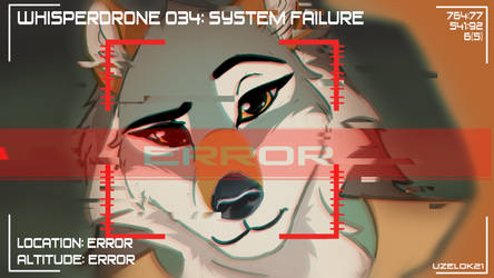 Whisperdron: Error by uzelok21