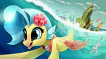 Princess invites you to a sea party! by uzelok21