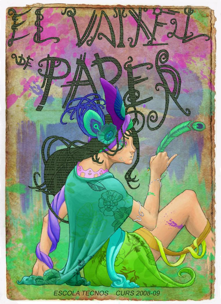Le Bateau du papier by Fareons
