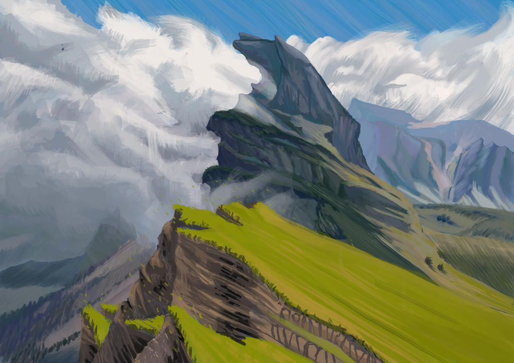 Highlands by Fareons