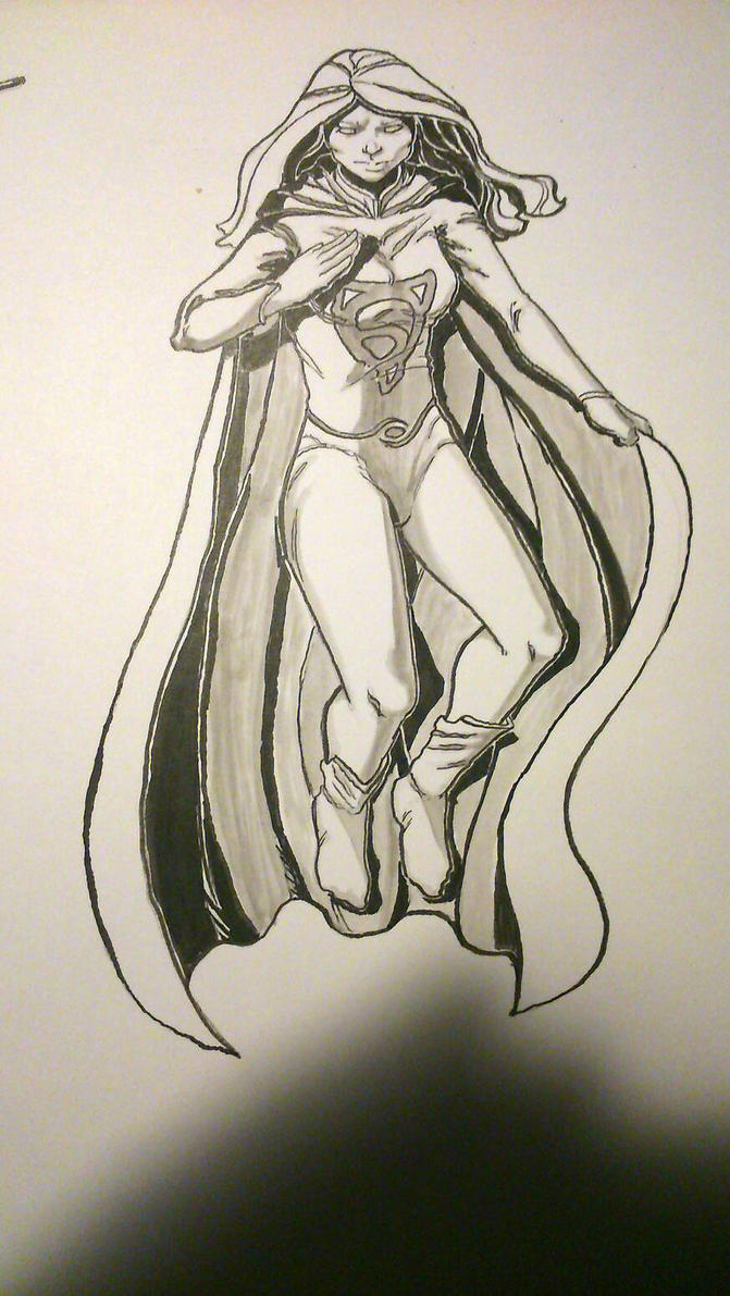 Superwoman! by Fareons