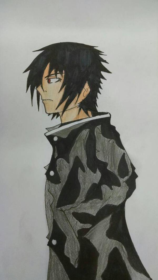 Anime Male Profile