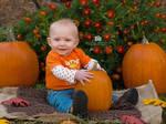 Cutest Pumpkin in the Patch!