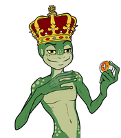 Frog Point Prince!