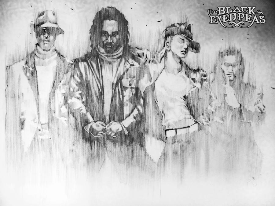 Black Eyed Peas by KoweRallen