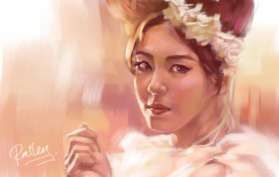 رسومات snsd Snsd_seohyun_by_kowerallen-d3jc1dz