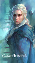Daenerys Targaryen-Game of Thrones