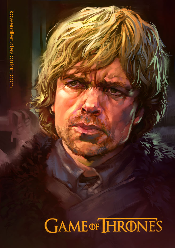 Game of Thrones-Tyrion by KoweRallen on DeviantArt
