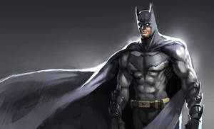 Gotham Dark Knight-Batman