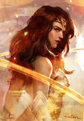 Wonder Woman by KoweRallen