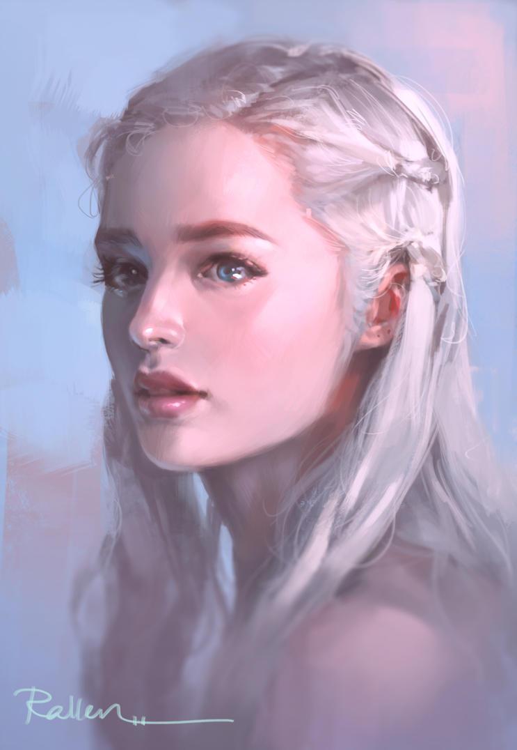 Portrait by KoweRallen