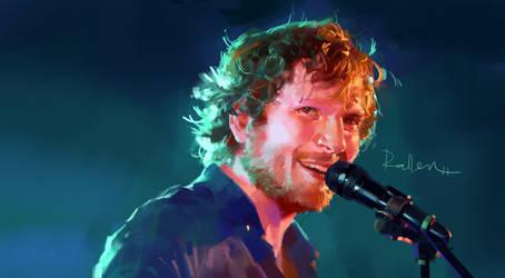 Portrait 17/100 (Ed Sheeran)