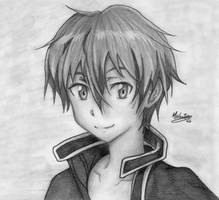 Kirito by ItsmeMelB