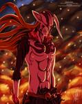 Ichigo complete Hollowfication