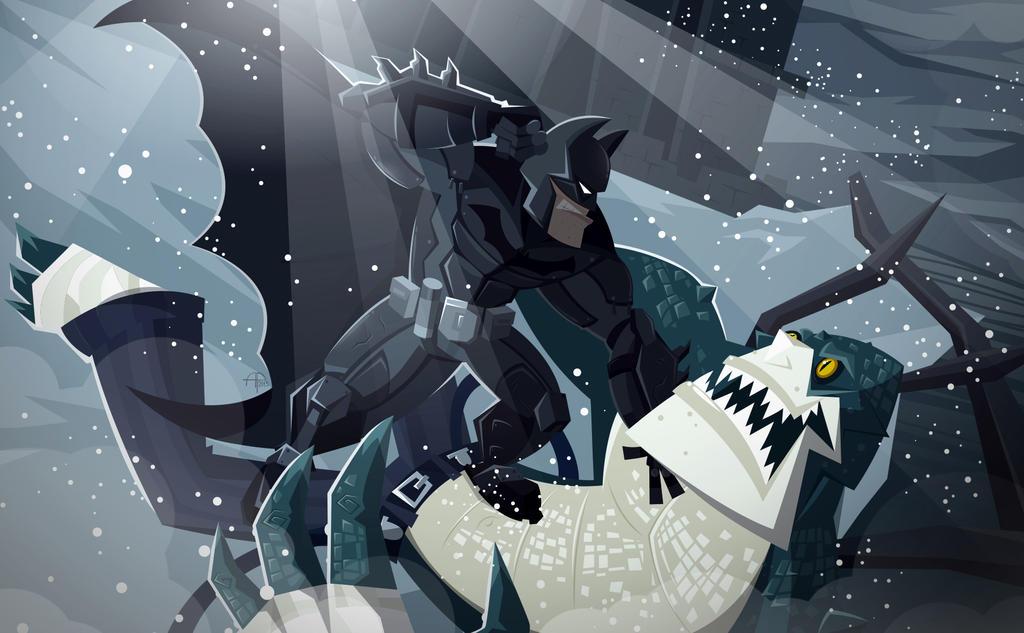 Batman Arkham Origins (final) by placitte2012