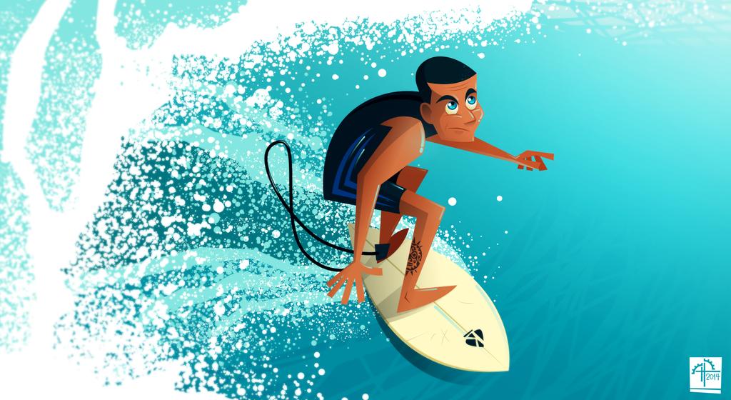 Surfer(final) by placitte2012