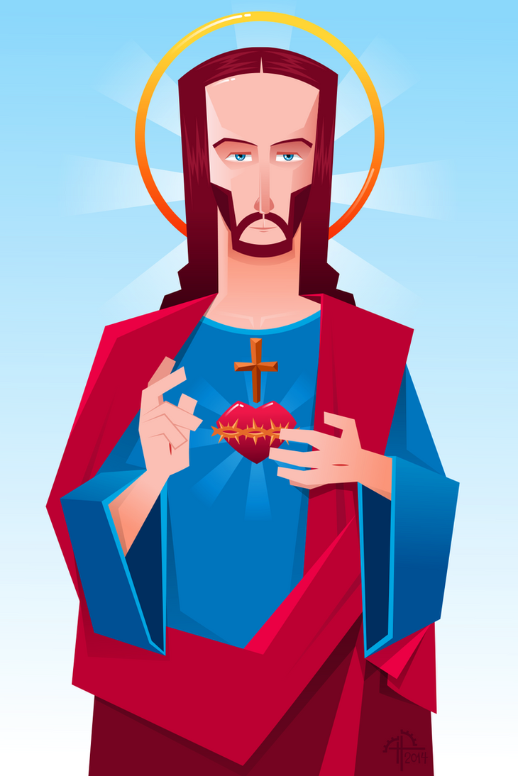 Jesus by placitte2012