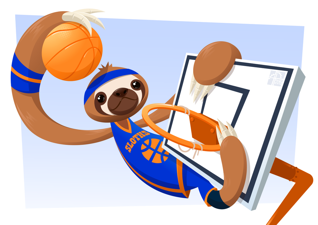 Sloth Concept(final) by placitte2012