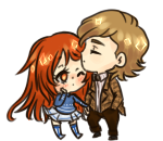 [Commission] 11th Doctor and Kenna by Asuhinee-Adopt