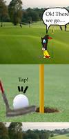 RSF Comic- Dark and Golf....