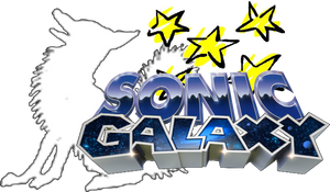 Sonic Galaxy Logo by TeenPioxys101