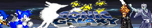 Sonic Galaxy Banner by TeenPioxys101