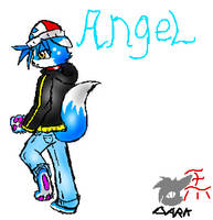 Angel The Fox by TeenPioxys101