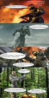 Master Chief Gots 'Halo Reach'