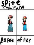Sprite Compare: Red