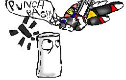 PUNCHBAAAAG by TeenPioxys101