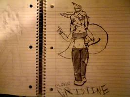2011 SW Clone Cristine by TeenPioxys101