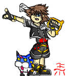To The Realm Of Sleep (Sora and Meow Wow)