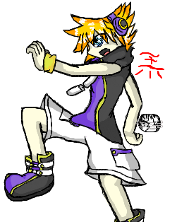 It All Ends With You ( Neku )