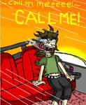 CALL ON MEEEEE!!!- Bernard And The Car