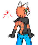 Arkoda Rebooted- Kat Ripper (ReDrawn) by TeenPioxys101