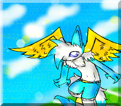 The Sky Ripper- Angelic Dark The Sneasel 2012 ID by TeenPioxys101