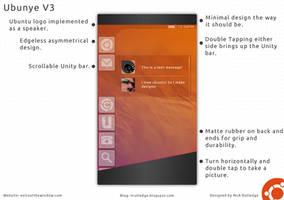 Ubuntu Mobile Phone V3