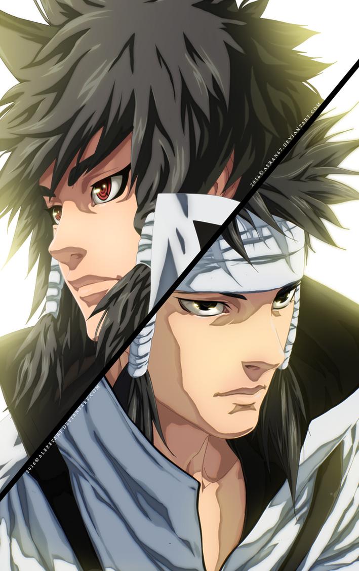 Indra And Sasuke