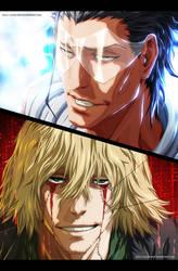 Askin Nacka le Var vs Kisuke Urahara by Lxich