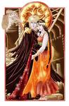 Royal Embrace - colour