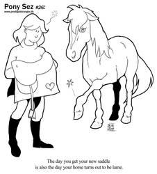 Pony Sez #26