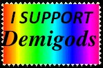 Support Demigods by Chrissiannie