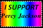 Support Percy Jackson by Chrissiannie